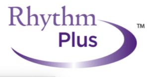 Rhythm Plus logo at Lafayette Acupuncture & Functional Medicine